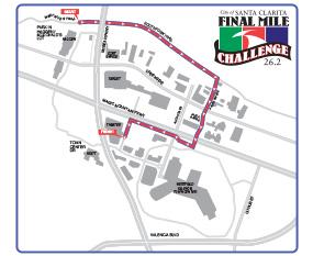 Santa Clarita Final Mile Challenge