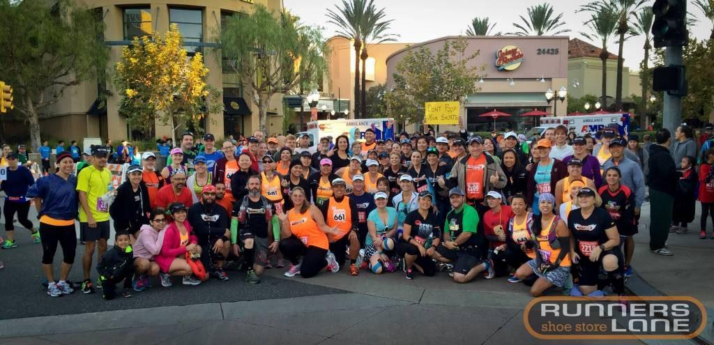 Team RL SCV Marathon 2015