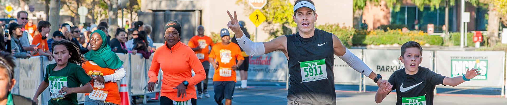 santa clarita marathon coupon code 2019